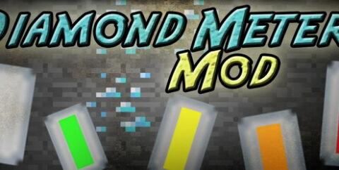 Diamond Meter Mod [1.6.4]