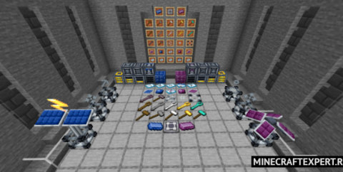 Automaticraft [1.16] — автоматика