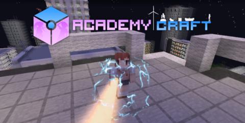 AcademyCraft — суперспособности [1.12.2] [1.7.10]