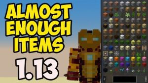 Almost Enough Items [1.13]