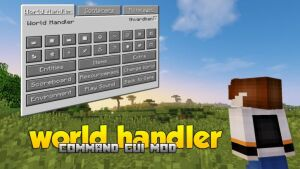 World Handler [1.12.2] [1.11.2] [1.10.2] [1.7.10]