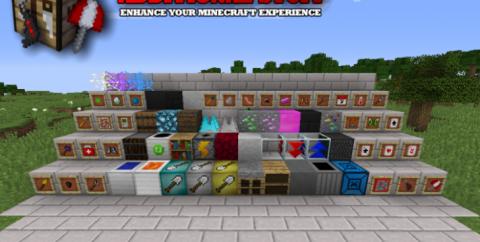 Additional Stuff [1.15.2] [1.12.2] (блоки, предметы и инструменты)