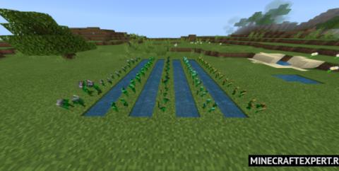 Ore Crops [1.16] (выращивай руду)