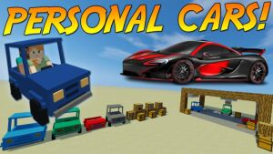 Personal Cars [1.12.1] [1.11.2] [1.10.2]