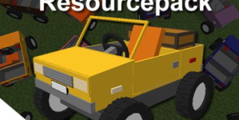 Car Resourcepack [1.17.1] [1.16.5] [1.15.2] [1.14.4] (64x)