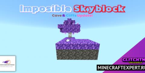 Imposible Skyblock [1.17] — Невозможный скайблок