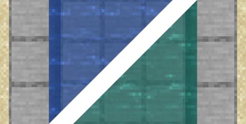 BedrockWaters [1.16.1] (Разные цвет воды в биомах)