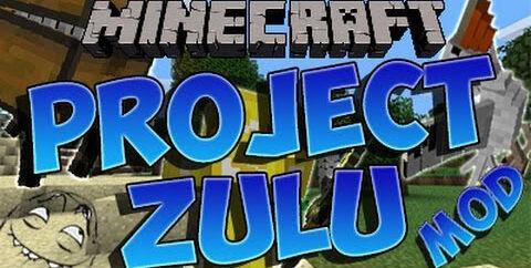 Project Zulu Mod [1.7.2] [1.6.4]