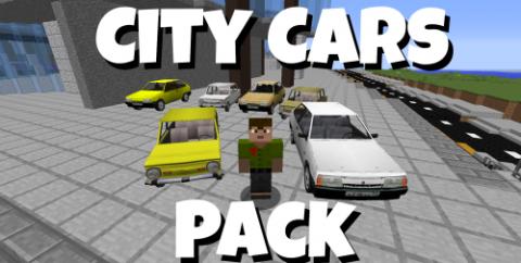 City Cars [1.12.2] — Советские и российские машины