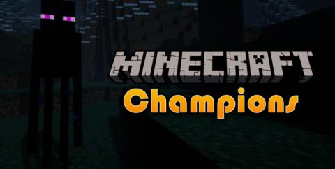 Champions [1.16.5] [1.15.2] [1.12.2] (мобы-боссы)