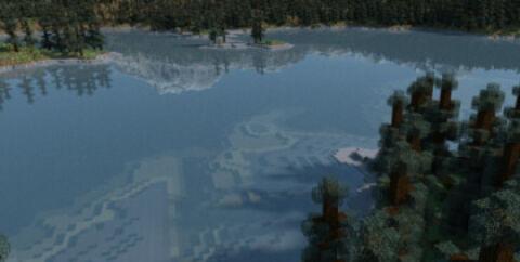Realistic Mountains [1.12.2] (реалистичные горы)
