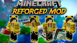 Reforged [1.12.2] [1.11.2] [1.10.2] [1.9.4]