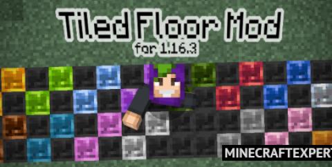 Tiled Floor [1.16.3] (плитка для пола)