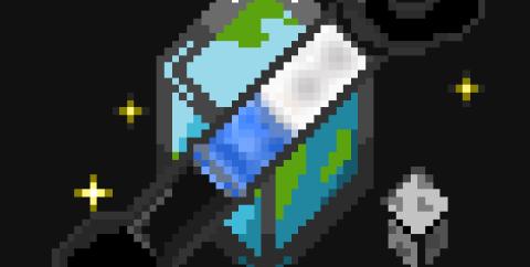 Futurepack [1.16.5] [1.15.2] [1.12.2] [1.7.10] (космический корабль)