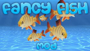 Fancy Fish Mod 1.8.9/1.8