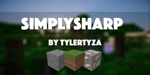 Tyza's SimplySharp [1.12.2] (512x)