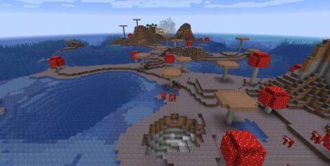 Сид — Грибной остров и грибные коровы [1.13.2]