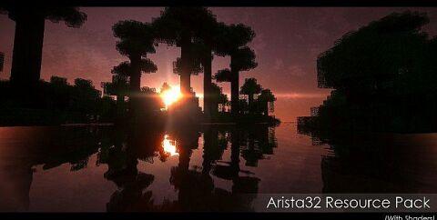 Arista32 Resource Pack 1.7.10/1.7.2/1.6.4 [32x]