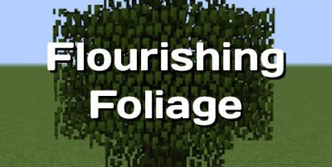 Flourishing Foliage — восстановление листвы [1.12.2]