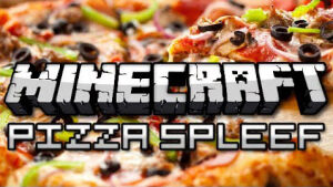 Pizza Spleef Minigame Map 1.8.1/1.8/1.7.10/1.7.2
