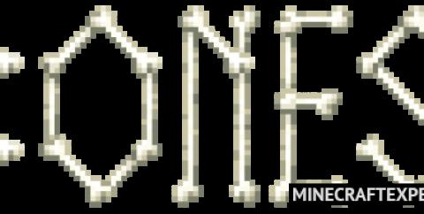 Bones [1.16.5] [1.15.2] [1.14.4] — животные-скелеты