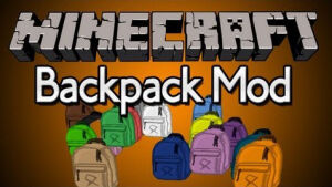 Backpacks by Brad16840 [1.12] [1.11.2] [1.10.2] [1.7.10]