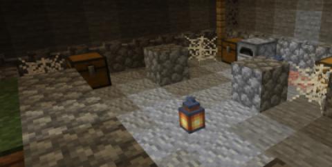 More Underground Structures [1.16.5] [1.15.2] [1.14.4] — подземные постройки