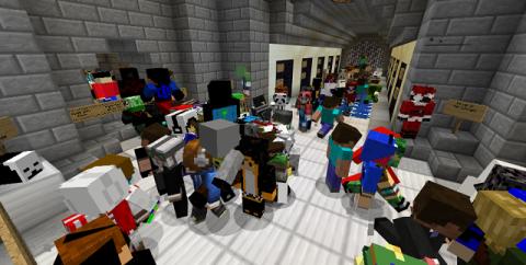 Качественная сборка сервера Minecraft 1.7.9/1.6.4/1.5.2 (by Kron)
