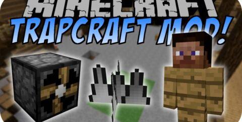 Trapcraft [1.17.1] [1.16.5] [1.15.2] [1.12.2] (ловушки для троллинга)