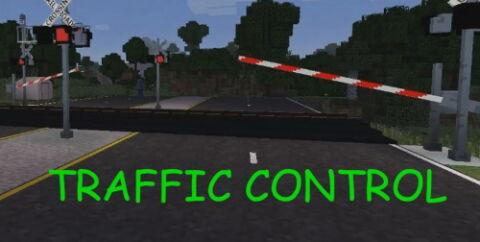 Traffic Control [1.12.2] (Дорожные знаки, светофоры)