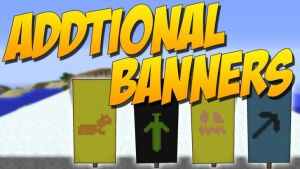 Additional Banners [1.12] [1.11.2] [1.10.2] [1.9.4]