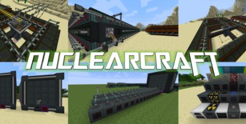 NuclearCraft [1.12.2] [1.11.2] [1.10.2] [1.7.10] (ядерные реакторы)