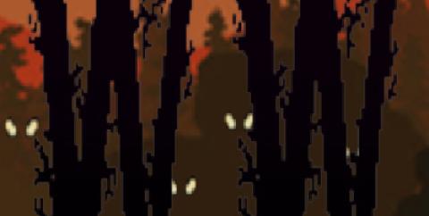 Whisperwoods [1.16.4] [1.15.2] [1.14.4] (жуткое создание)