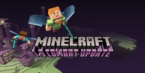 Скачать Minecraft 1.9 — Combat Update