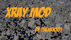 The Simple Xray Mod 1.8/1.7.10