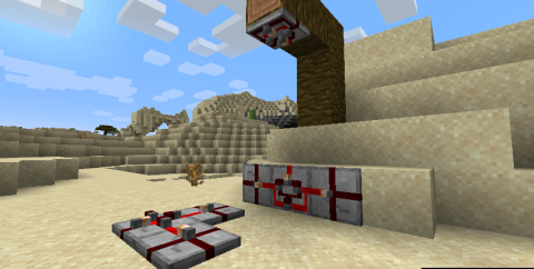 More Red [1.16.5] [1.15.2] (логические блоки)