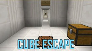 Cube Escape Map 1.7.10/1.7.9/1.7.2