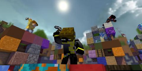 Crazy Quarries [1.17] — шахтерская мини-игра