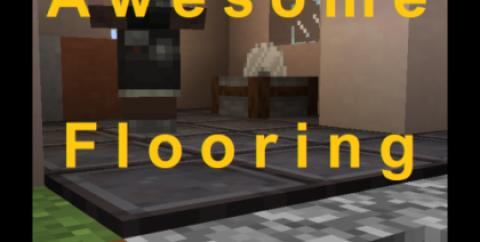 Awesome Flooring [1.16.5] — крутые полы