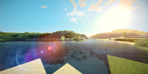 Клиент Minecraft с шейдерами 1.7.2/1.5.2 (Project 30FPS)