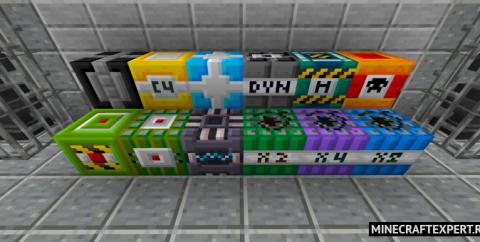 More TNT [1.16] (20 видов взрывчатки)