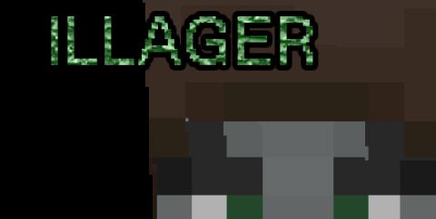 HunterIllager [1.16.5] [1.15.2] [1.12.2] (агрессивный охотник)