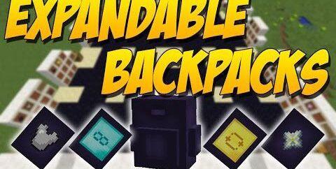 Expandable Backpacks [1.10.2] [1.9.4]