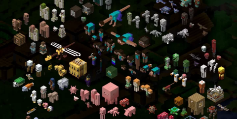 Minecraft: Cursed Edition! [1.16.3] (16x)