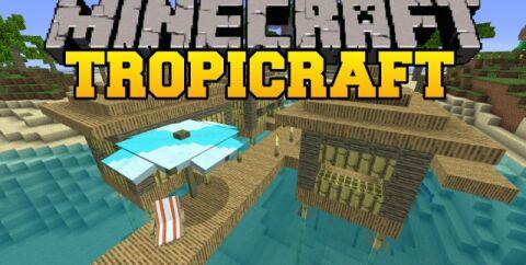 Tropicraft [1.16.5] [1.15.2] [1.12.2] [1.7.10]
