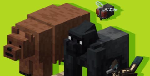 Alex's Mobs [1.16.5] (15 реалистичных животных)