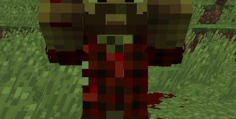 Zombie Players — зомби-игроки [1.12.2]