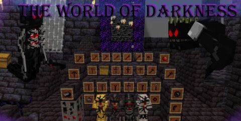 The World of darkness [1.16.5] — бездна