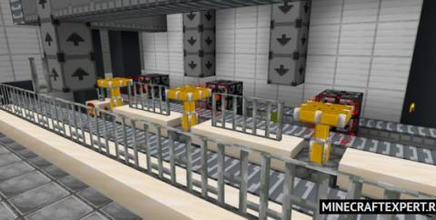 Conveyor Craft [1.16] (конвейеры)