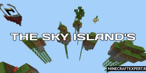 The Sky Island's [1.16] (парящие острова в пустоте)